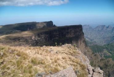 Ethiopie - Parc du Siemen