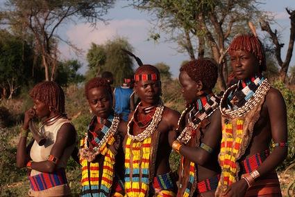 Ethiopie - Vallée de l'omo