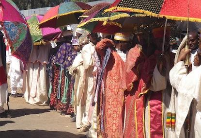 Ethiopie - PROCESSIONS TIMKAT