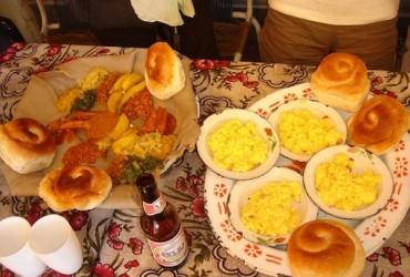 ethiopie, cuisine traditionnelle